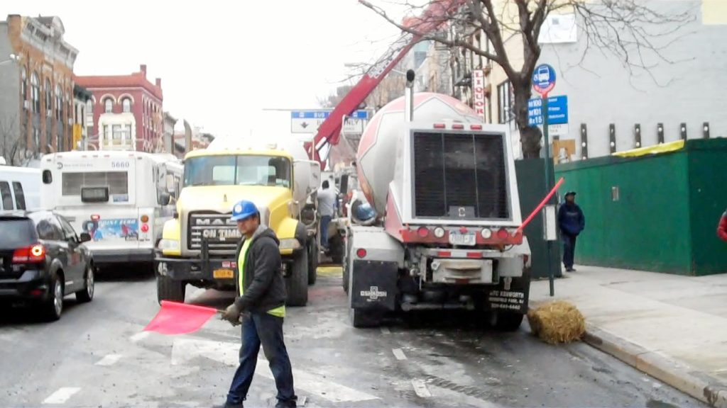 Need A Concrete Transit Mix Delivery in New York | A1