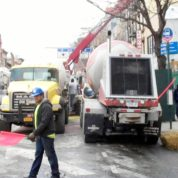 Need A Concrete Transit Mix Delivery in New York