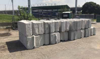 Concrete Blocks For Sale Bronx, NYC, Yonkers And Westchester NY